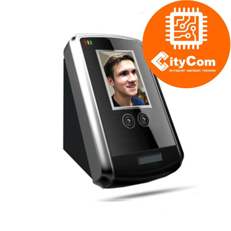 Биометрический терминал контроля доступа Face ID DS-A702, двойная камера, сканер лица