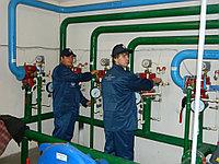 Монтаж и установка водяного и пенного пожаротушения