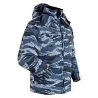 Куртка ДС-3 серый камыш