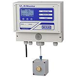 Прибор для контроля за выбросами элегаза Модель GA35, фото 3