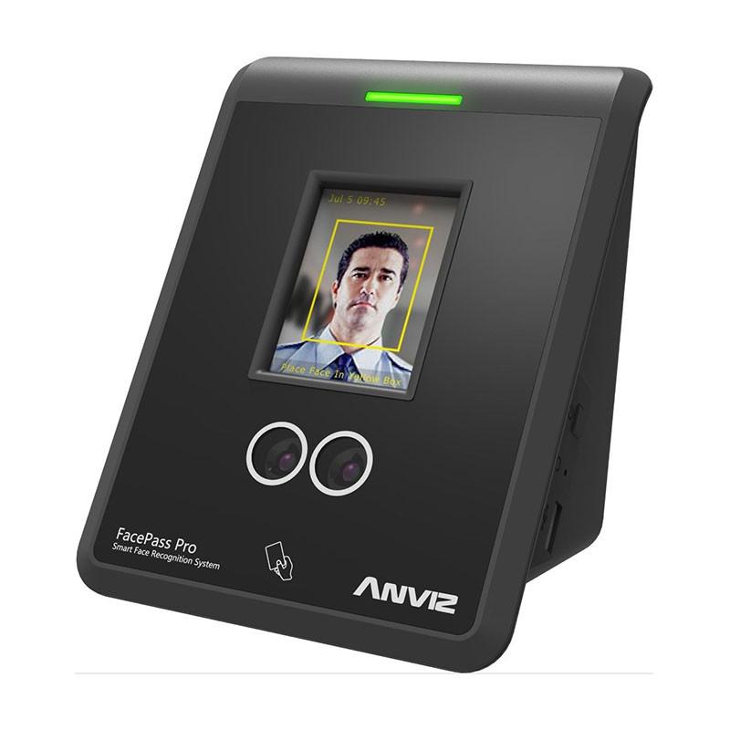 Биометрический терминал идентификации по 3D геометрии лица FacePass Pro