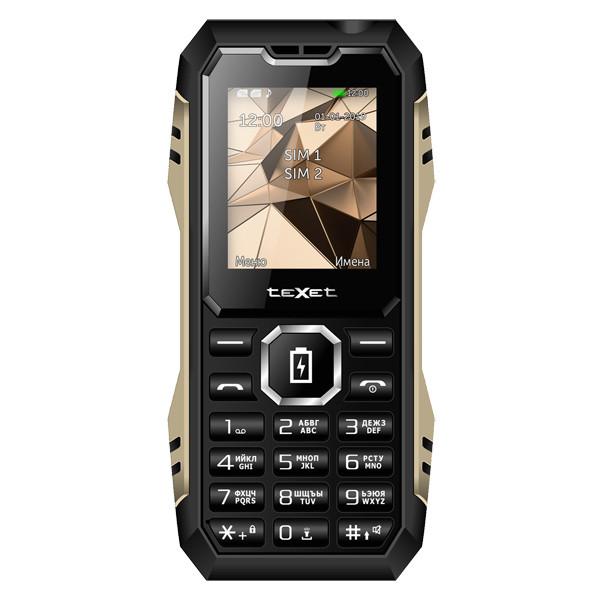 Мобильный телефон teXet TM-D429 Anthracite