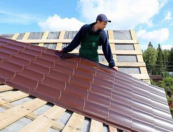 Ремонт крыш домов