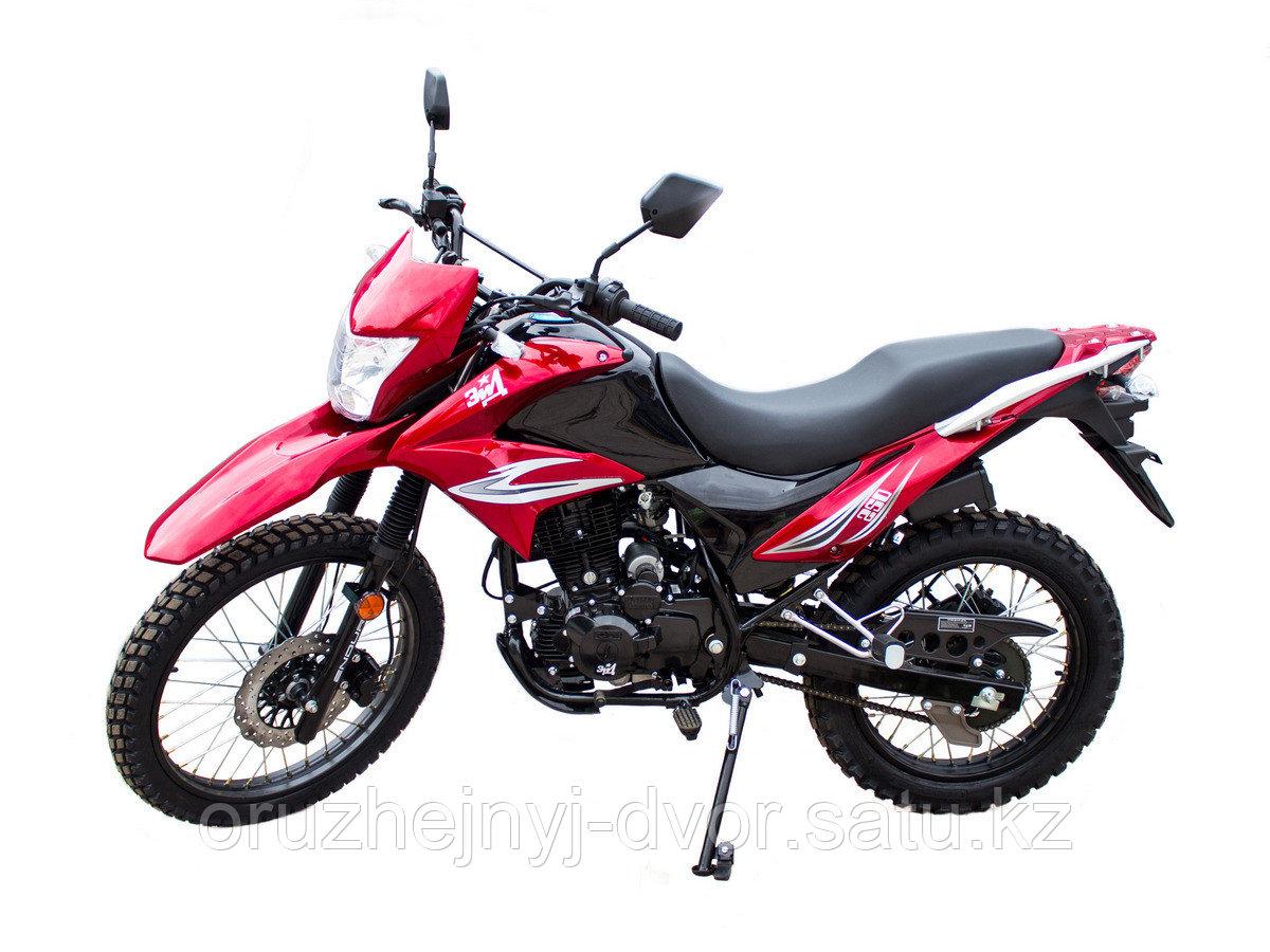 Мотоцикл ЗИД