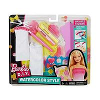 """Barbie """"Акварельный Стиль"""" Создай дизайн платья своими руками"""