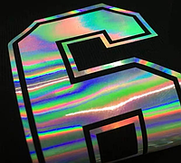 Термо флекс PU 0.61*25M  голографическое, фото 1