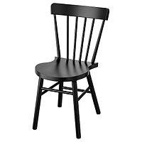 Стул НОРРАРИД черный ИКЕА, IKEA, фото 1
