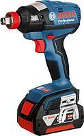 Аккумуляторный ударный гайковёрт Bosch GDX 18 V-EC Professional