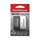 Блистер ластиков ErichKrause Sensor Black&White (2 шт.)