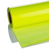 Термо флекс PU 0.61*25M фосфорная желтый, фото 1