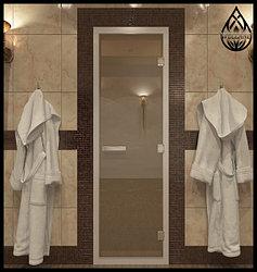 Двери для паровой комнаты