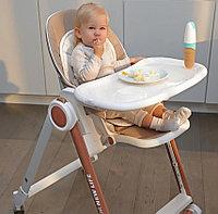 Стульчик для кормления Happy Baby Berny Basic brown