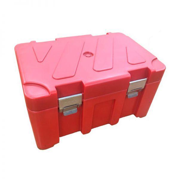 Изотермический контейнер CB3 (30L, красный) Foodatlas