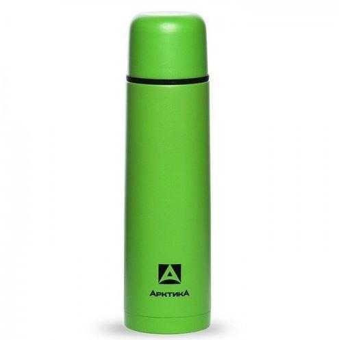 Термос ARCTICA (0,5л)(18ч)(металл)(эф.шелка)-зеленый R 83501