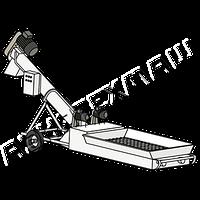 Разгрузчик вагонов (хоппер) зерна