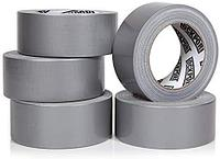 Армированный лента клейкая / Duct tape color grey