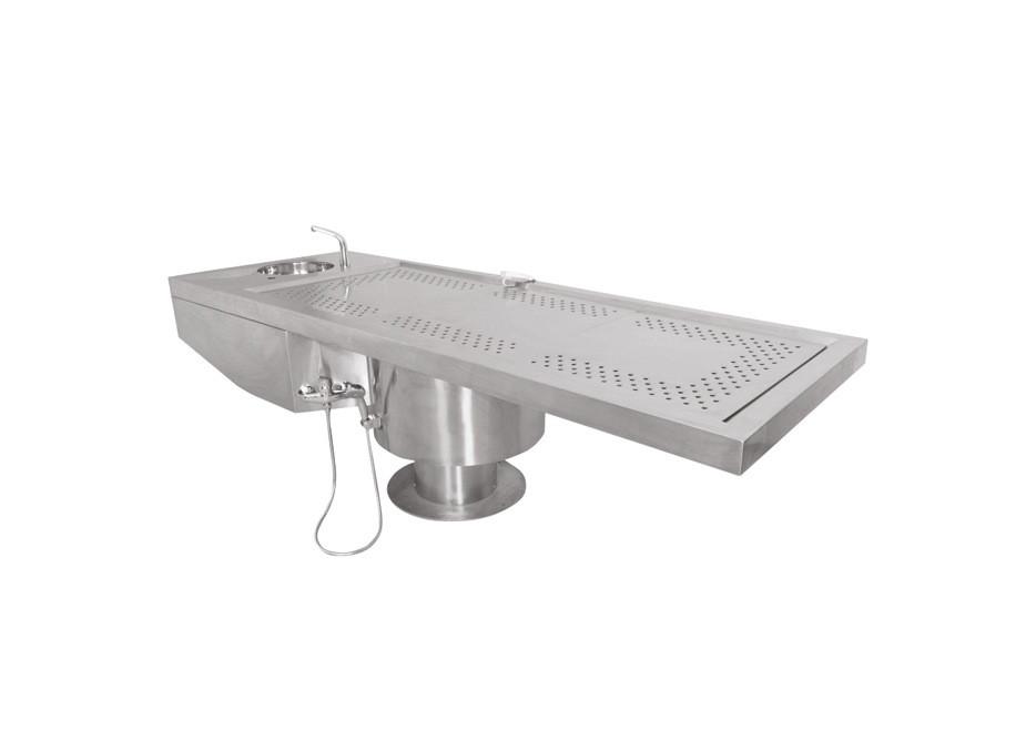 Стол для аутопсии с регулировкой высоты SOT 02