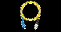 Патч-корд переходной SC/UPC-FC/UPC одинарный, LSZH, 2мм, 3м
