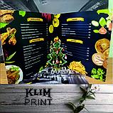 Квадратное меню для ресторанов в Алматы, фото 4