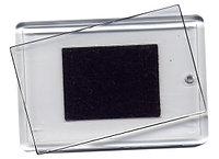 Заготовка акрилового магнита 65х95мм, прямоугольная