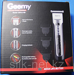 Geemy GM-6140 / Машинка для стрижки волос