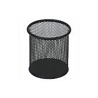 Органайзер металлический (стакан) Comix B2259 (91х99 мм, Чёрный), фото 1