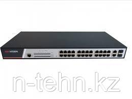 Hikvision DS-3E2326P - Коммутатор 24-портовый