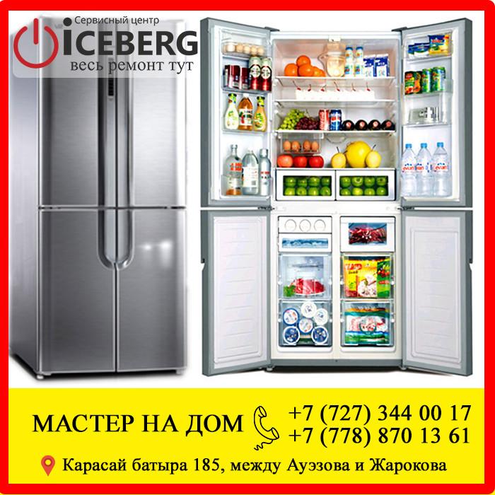 Регулировка положения компрессора холодильника Шарп, Sharp