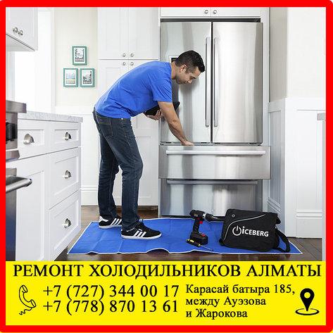 Регулировка положения компрессора холодильника Тошиба, Toshiba, фото 2