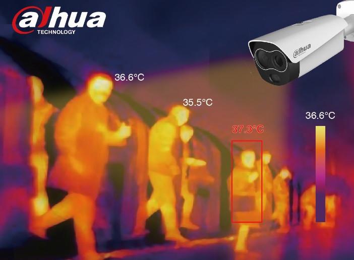 Комплекс измерения и контроля температуры тела человека