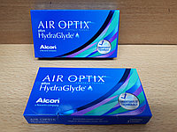 Линзы Air Optix plus HydraGlade ( 1 штука )