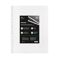 Файл-вкладыш пластиковый Deluxe Clear A460M (A4, Прозрачный, 100 шт), фото 1