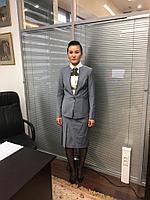 Пошив юбочного костюма