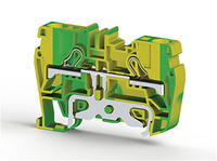 Заземляющая быстрозажимная пружинная клемма PYK 6T
