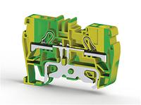 Заземляющая быстрозажимная пружинная клемма PYK 10T