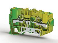 Заземляющая быстрозажимная пружинная клемма PYK 16T