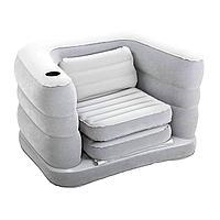 Надувное кресло раскладное Bestway 75065, 200 х 102 х 64 см, фото 1