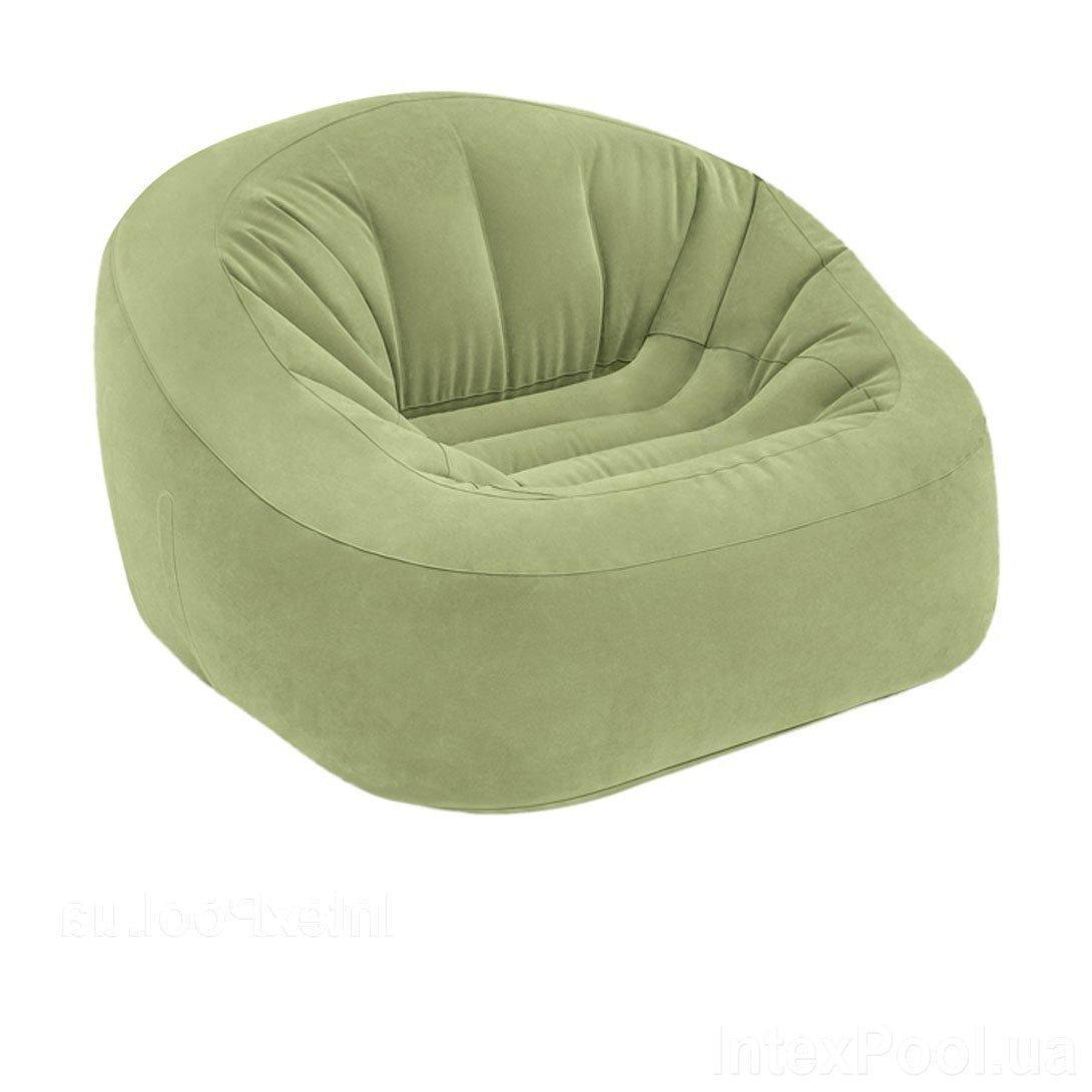 Надувное кресло Intex 68576, 124 х 119 х 76 см