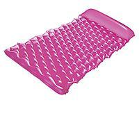 Пляжный надувной матрас - ролл Bestway 44020, 213 х 86 см, розовый