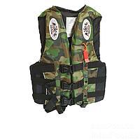 Спасательный жилет IntexPool 25627, 60 х 57 х 18 см, камуфляжный