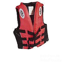 Спасательный жилет IntexPool 25627, 60 х 57 х 18 см, красный