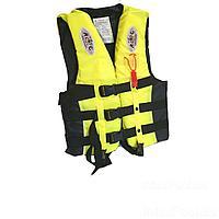 Спасательный жилет IntexPool 25627, 60 х 57 х 18 см, салатовый