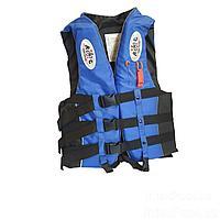 Спасательный жилет IntexPool 25627, 60 х 57 х 18 см, синий