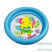 Детский надувной бассейн Intex 59409, фиолетовые,  61 х 15 см, фото 1
