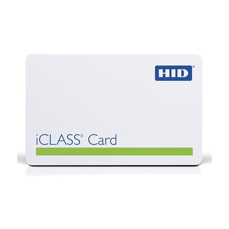 Смарт-карта iCLASS (2 Кб, 2 сектора) iC-2000