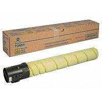 KM bh C458/C558/C658 Тонер-картридж Yellow TN-514Y Simitri HD, ресурс 26 000.