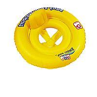 Надувной круг Bestway 32027 Swim Safe, с трусиками, 69 см