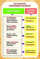 Плакаты по казахскому языку 7 класс, фото 1