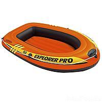 Одноместная надувная лодка Intex 58354 Explorer Pro 50, 137 х 85 х 23 см