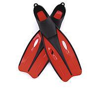 Ласты для плавания Bestway 27024, размер XXL, 42 (EU), под стопу ≈ 26.5 см, красные, фото 1